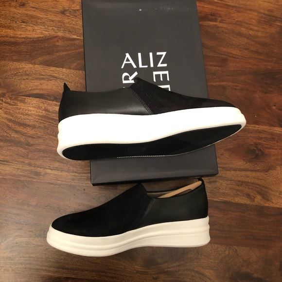 Naturalizer Yola Slip On Black Shoes 85